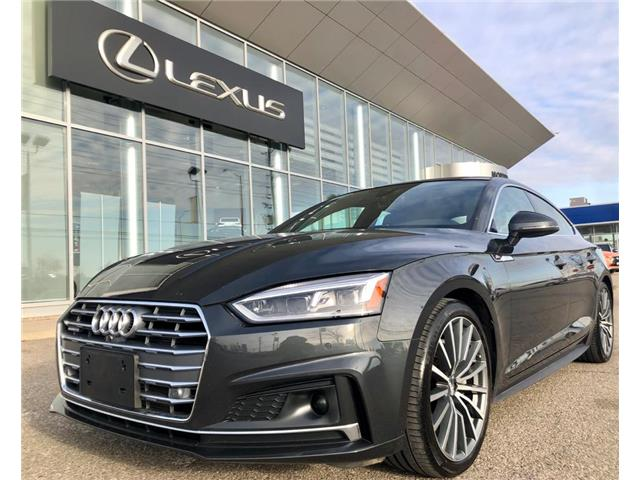 2018 Audi A5 2.0T Technik (Stk: 073906T) in Brampton - Image 1 of 25