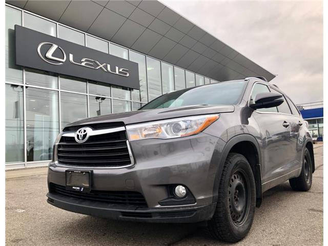 2016 Toyota Highlander Limited (Stk: 265375P) in Brampton - Image 1 of 18