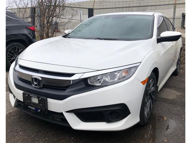 2017 Honda Civic EX (Stk: 041075T) in Brampton - Image 1 of 16