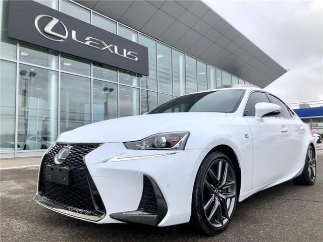 2018 Lexus IS 300 Base (Stk: 031568T) in Brampton - Image 1 of 24
