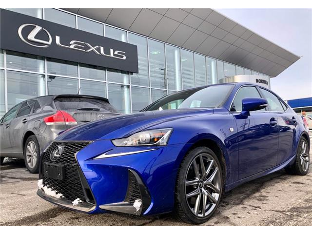 2019 Lexus IS 300 Base (Stk: 034305P) in Brampton - Image 1 of 23