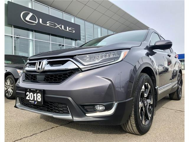 2018 Honda CR-V Touring (Stk: 106114T) in Brampton - Image 1 of 23