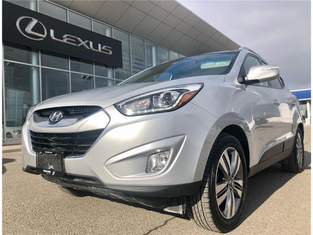 2015 Hyundai Tucson Limited (Stk: 981295T) in Brampton - Image 1 of 22