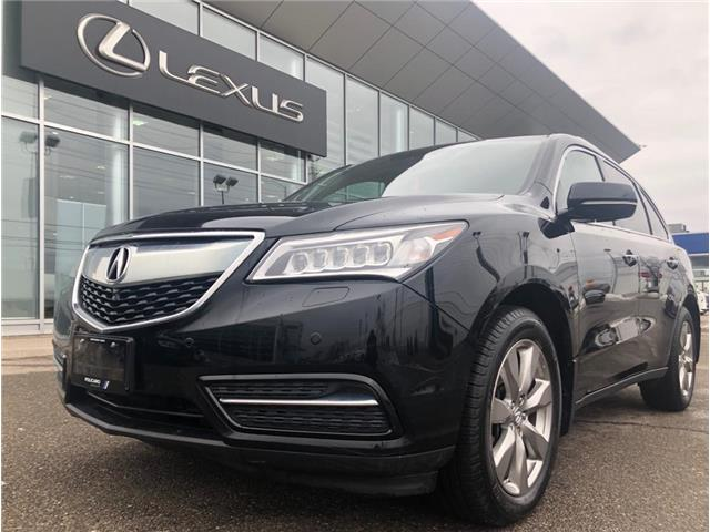 2015 Acura MDX Elite Package (Stk: 503966T) in Brampton - Image 1 of 26