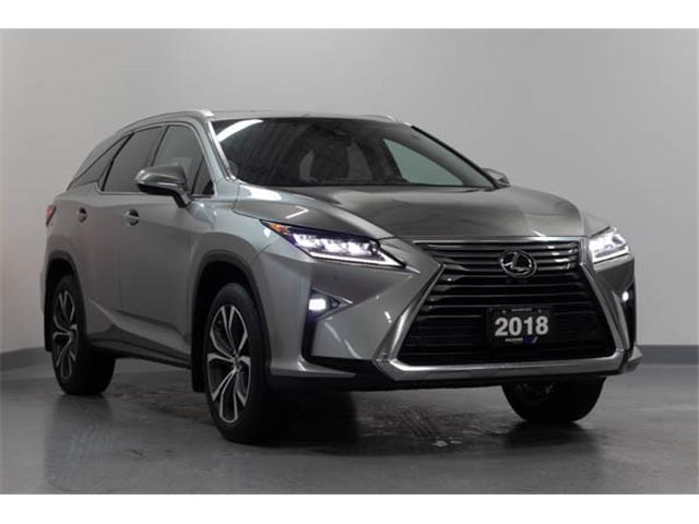 2018 Lexus RX 350L Luxury (Stk: 004048TT) in Brampton - Image 1 of 12