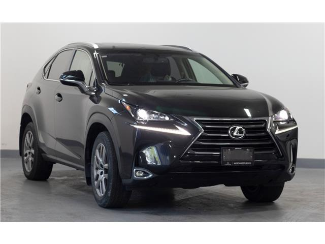 2017 Lexus NX 200t Base (Stk: 109002P) in Brampton - Image 1 of 9