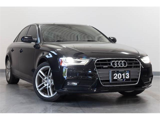 2013 Audi A4  (Stk: 050049T) in Brampton - Image 1 of 17
