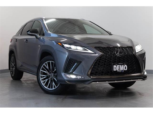 2020 Lexus RX 350 Base (Stk: C213836) in Brampton - Image 1 of 16