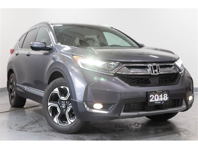 2018 Honda CR-V Touring (Stk: 106114TT) in Brampton - Image 1 of 17