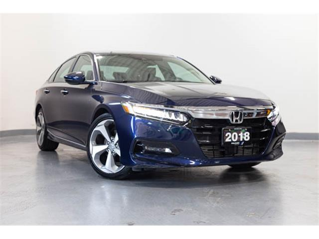 2018 Honda Accord Touring 2.0T (Stk: 801888P) in Brampton - Image 1 of 18