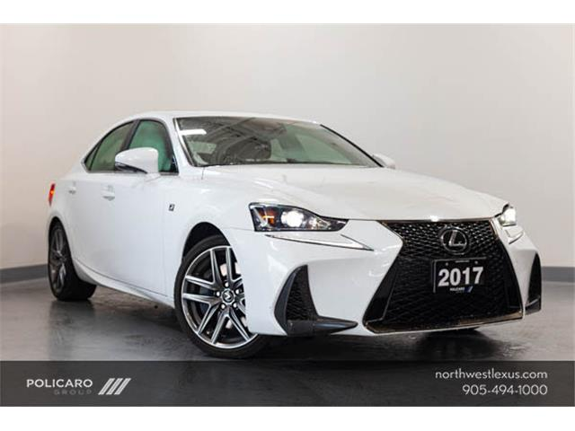 2017 Lexus IS 300 Base (Stk: 016887T) in Brampton - Image 1 of 17