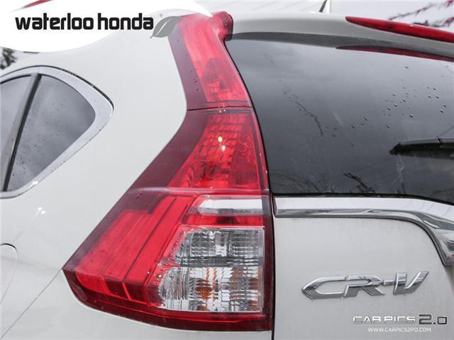 2015 Honda CR-V EX (Stk: U4844) in Waterloo - Image 27 of 28