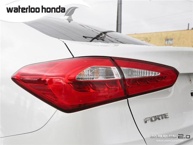 2015 Kia Forte 2.0L SX (Stk: H4959A) in Waterloo - Image 27 of 28