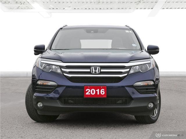 2016 Honda Pilot EX-L RES (Stk: U5021) in Waterloo - Image 2 of 28