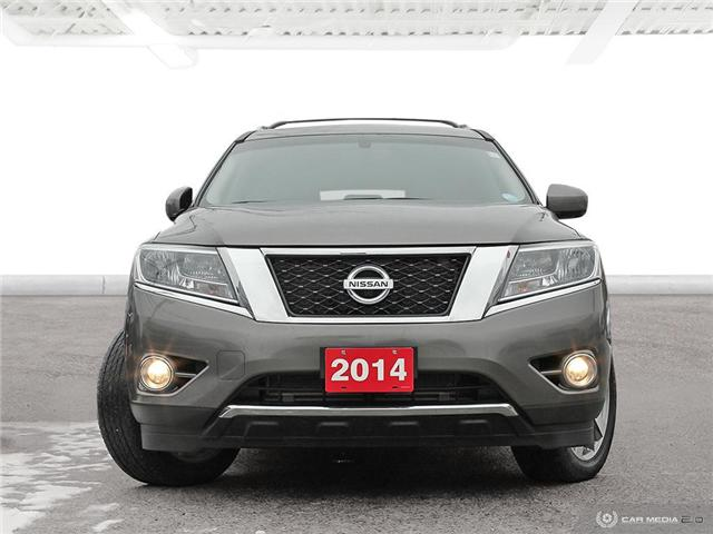 2014 Nissan Pathfinder Platinum (Stk: H5027A) in Waterloo - Image 2 of 28