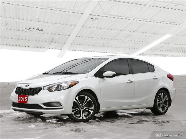 2015 Kia Forte 2.0L SX (Stk: H4959A) in Waterloo - Image 2 of 28