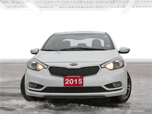 2015 Kia Forte 2.0L SX (Stk: H4959A) in Waterloo - Image 3 of 28