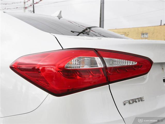 2015 Kia Forte 2.0L SX (Stk: H4959A) in Waterloo - Image 26 of 28
