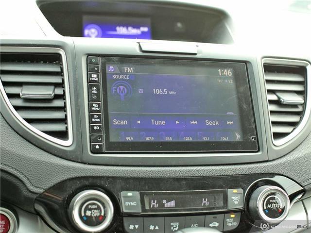 2016 Honda CR-V EX (Stk: U4845) in Waterloo - Image 13 of 28