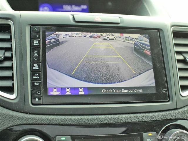 2016 Honda CR-V EX (Stk: U4845) in Waterloo - Image 14 of 28