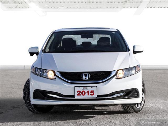 2015 Honda Civic EX (Stk: U5106) in Waterloo - Image 2 of 27