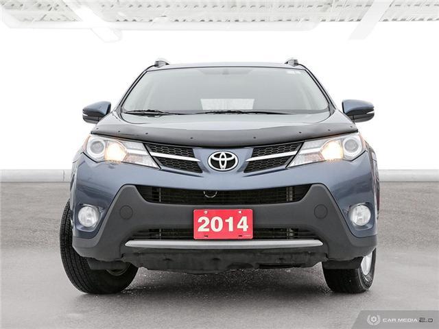 2014 Toyota RAV4 XLE (Stk: H5109A) in Waterloo - Image 2 of 27