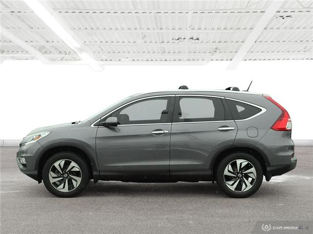 2016 Honda CR-V Touring (Stk: U5037) in Waterloo - Image 3 of 28