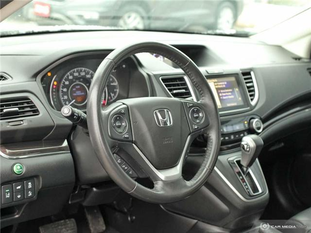 2016 Honda CR-V Touring (Stk: U5037) in Waterloo - Image 5 of 28