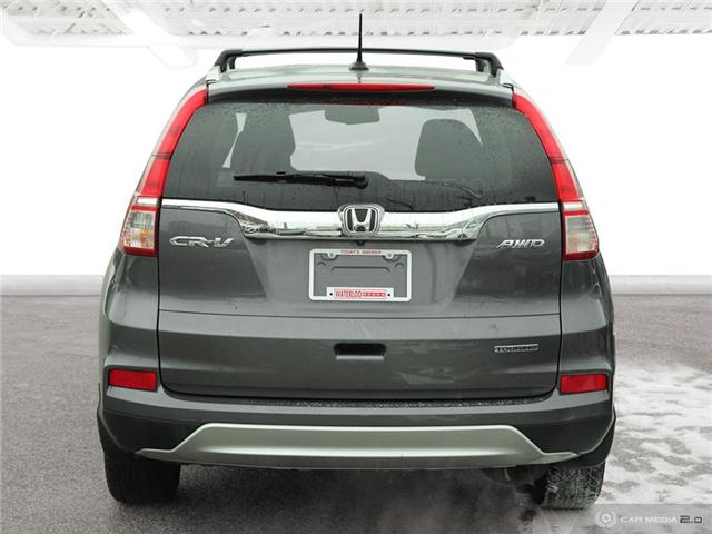 2016 Honda CR-V Touring (Stk: U5037) in Waterloo - Image 28 of 28