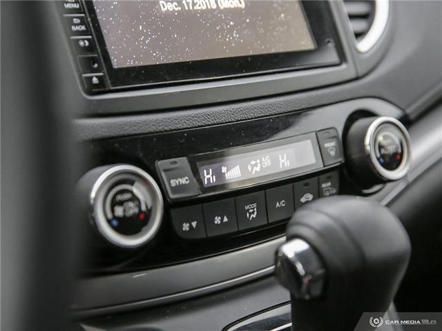 2015 Honda CR-V EX (Stk: U4844) in Waterloo - Image 12 of 28