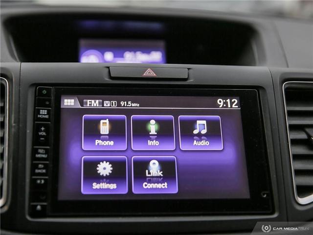 2015 Honda CR-V EX (Stk: U4844) in Waterloo - Image 13 of 28