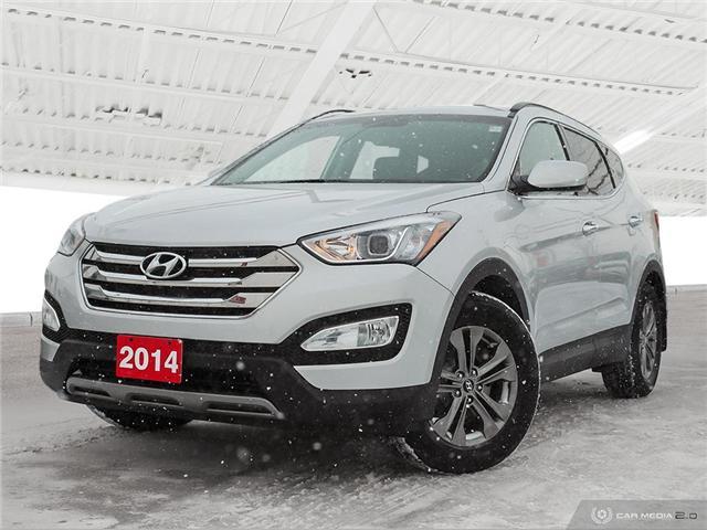 2014 Hyundai Santa Fe Sport 2.4 Base (Stk: H4816B) in Waterloo - Image 1 of 27