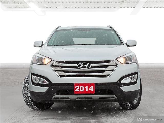 2014 Hyundai Santa Fe Sport 2.4 Base (Stk: H4816B) in Waterloo - Image 2 of 27