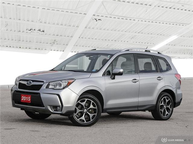 2015 Subaru Forester 2.0XT Touring (Stk: U4614A) in Waterloo - Image 2 of 28