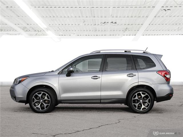2015 Subaru Forester 2.0XT Touring (Stk: U4614A) in Waterloo - Image 1 of 28