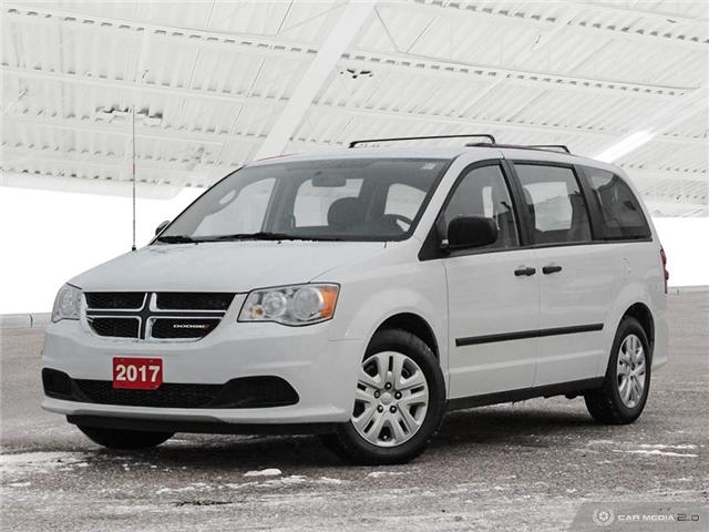 2017 Dodge Grand Caravan CVP/SXT (Stk: H4834A) in Waterloo - Image 1 of 28
