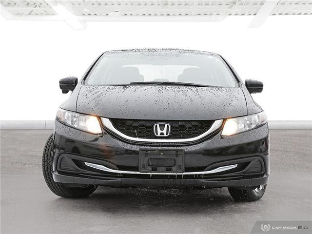 2015 Honda Civic EX (Stk: U5139) in Waterloo - Image 2 of 27