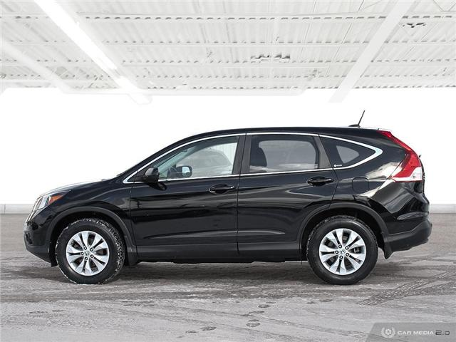 2012 Honda CR-V EX-L (Stk: H5143A) in Waterloo - Image 1 of 27