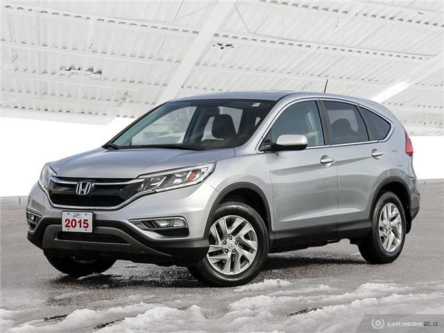 2015 Honda CR-V EX-L (Stk: U5182) in Waterloo - Image 2 of 27