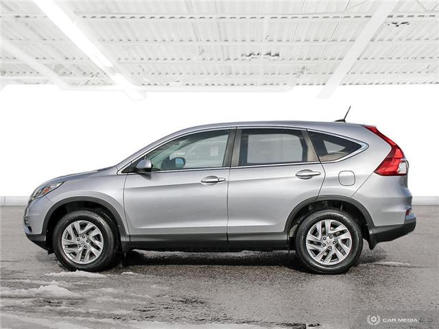 2015 Honda CR-V EX-L (Stk: U5182) in Waterloo - Image 1 of 27