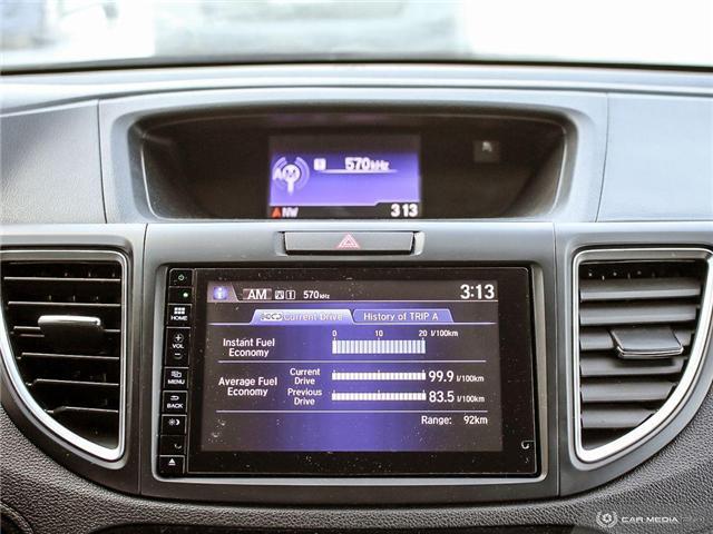 2015 Honda CR-V EX-L (Stk: U5182) in Waterloo - Image 13 of 27