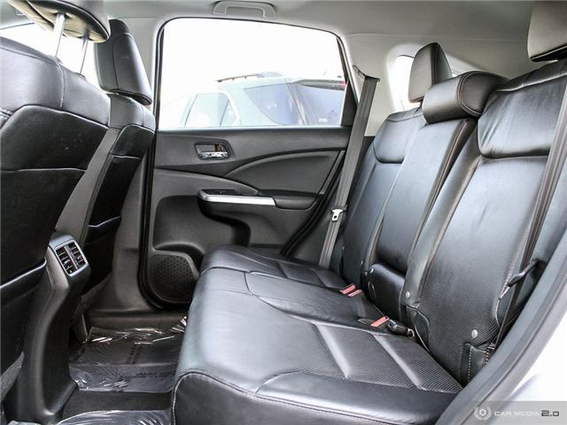 2015 Honda CR-V EX-L (Stk: U5182) in Waterloo - Image 16 of 27