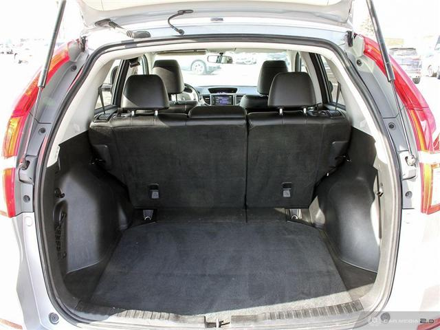 2015 Honda CR-V EX-L (Stk: U5182) in Waterloo - Image 25 of 27