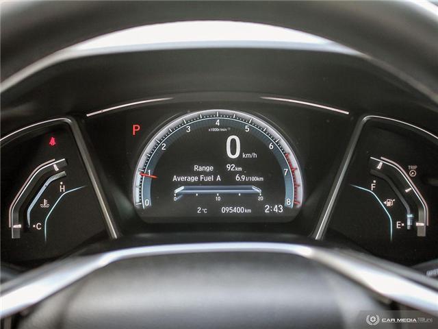 2016 Honda Civic EX-T (Stk: H5043A) in Waterloo - Image 7 of 27