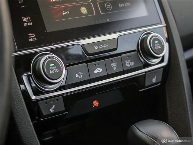 2016 Honda Civic EX-T (Stk: H5043A) in Waterloo - Image 12 of 27