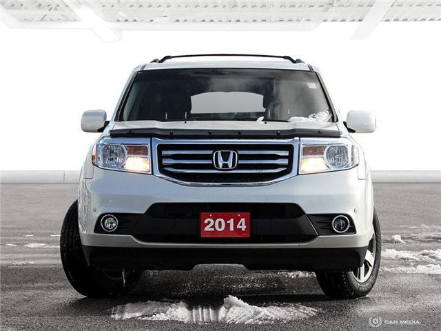 2014 Honda Pilot Touring (Stk: U5088) in Waterloo - Image 3 of 27