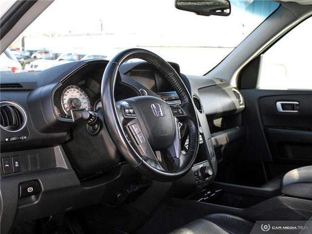 2014 Honda Pilot Touring (Stk: U5088) in Waterloo - Image 5 of 27