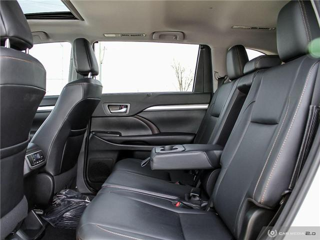 2017 Toyota Highlander XLE (Stk: H5186A) in Waterloo - Image 16 of 27
