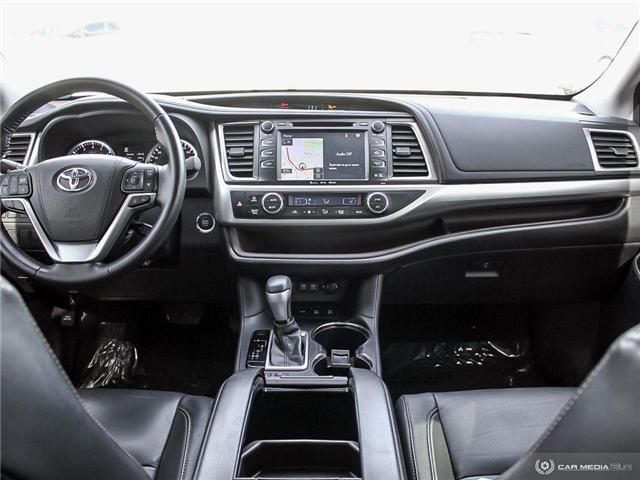 2017 Toyota Highlander XLE (Stk: H5186A) in Waterloo - Image 17 of 27