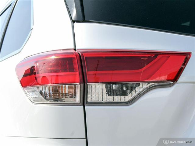 2017 Toyota Highlander XLE (Stk: H5186A) in Waterloo - Image 26 of 27